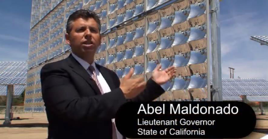 CONCENTRATED SOLAR PV TECHNOLOGY