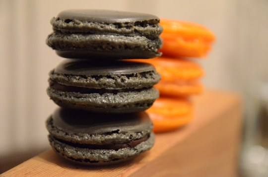 Nobody really knows what these macarons contain...