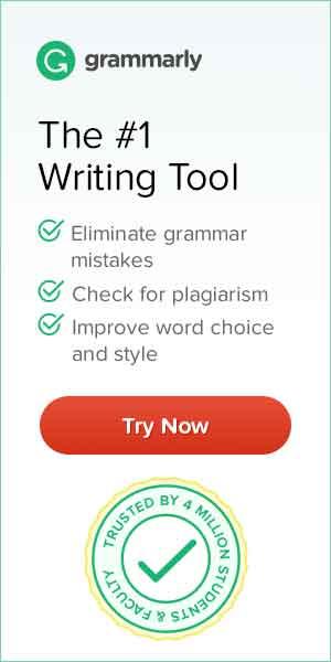 必裝插件:英文救星Grammarly