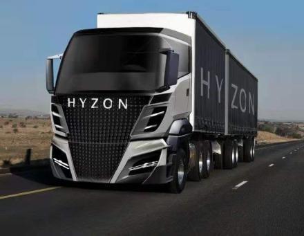 Start-up Hyzon kündigt erste Brennstoffzellen-Nutzfahrzeuge in Serie an