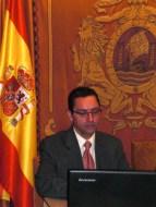 D. José Antonio Aparicio Florido, Presidente del IERD.