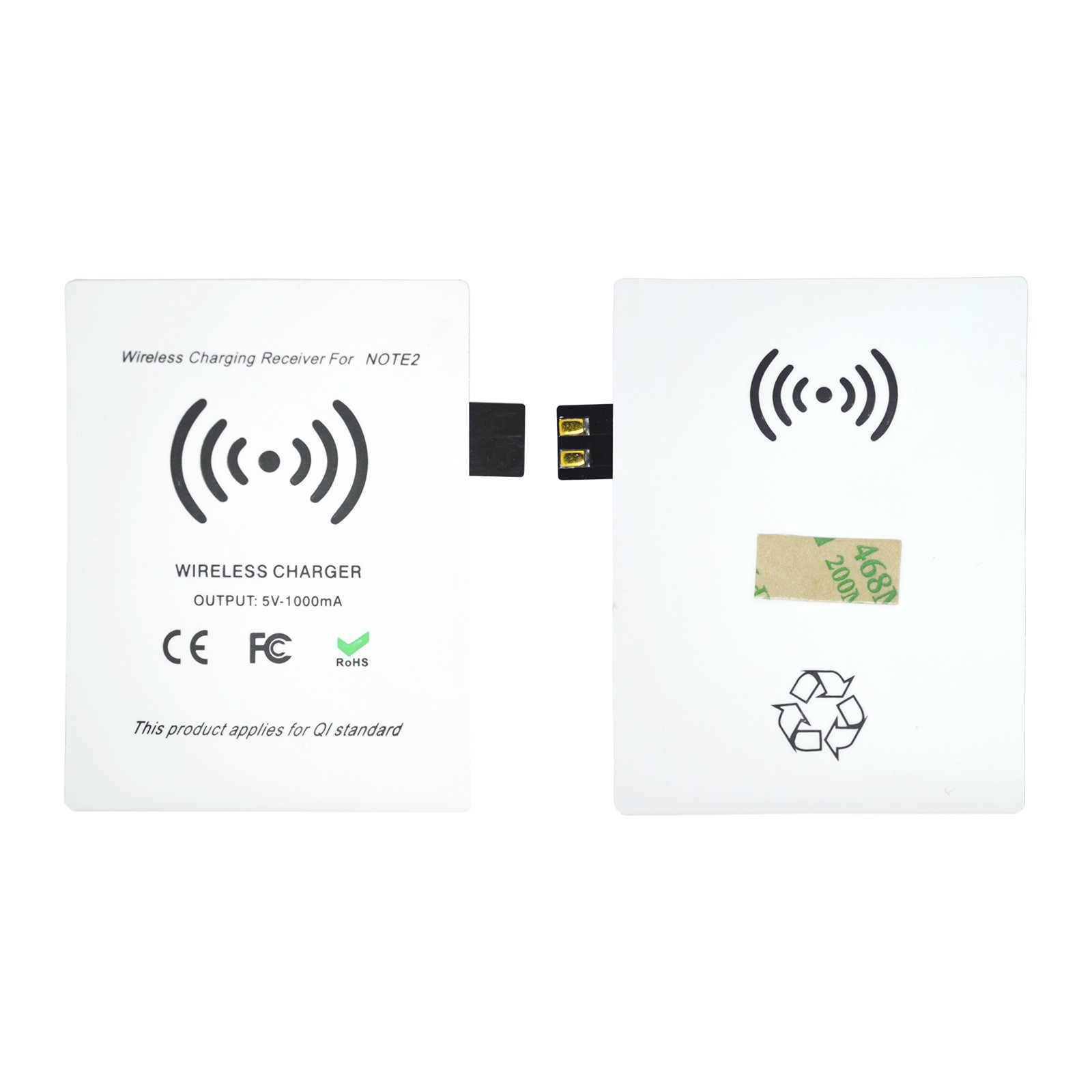 Qi Wireless Charger Receiver Module for Samsung Note 2
