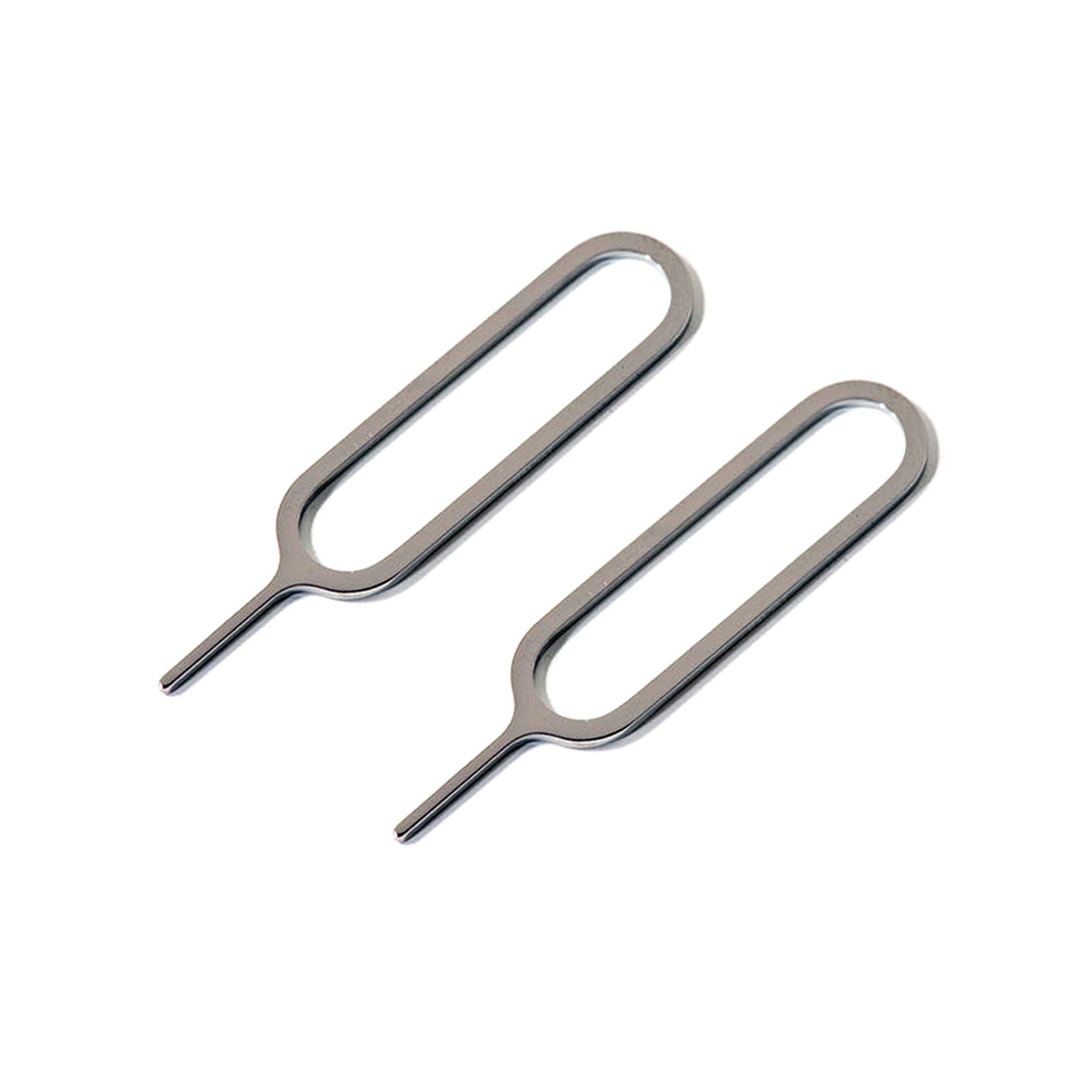 2x Sim Card Tray Eject Needle Pin For Ipad Iphone 4s 5 6 7