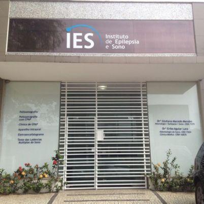 Instituto de Especialidades e Sono - IES- Goiânia - Goiás