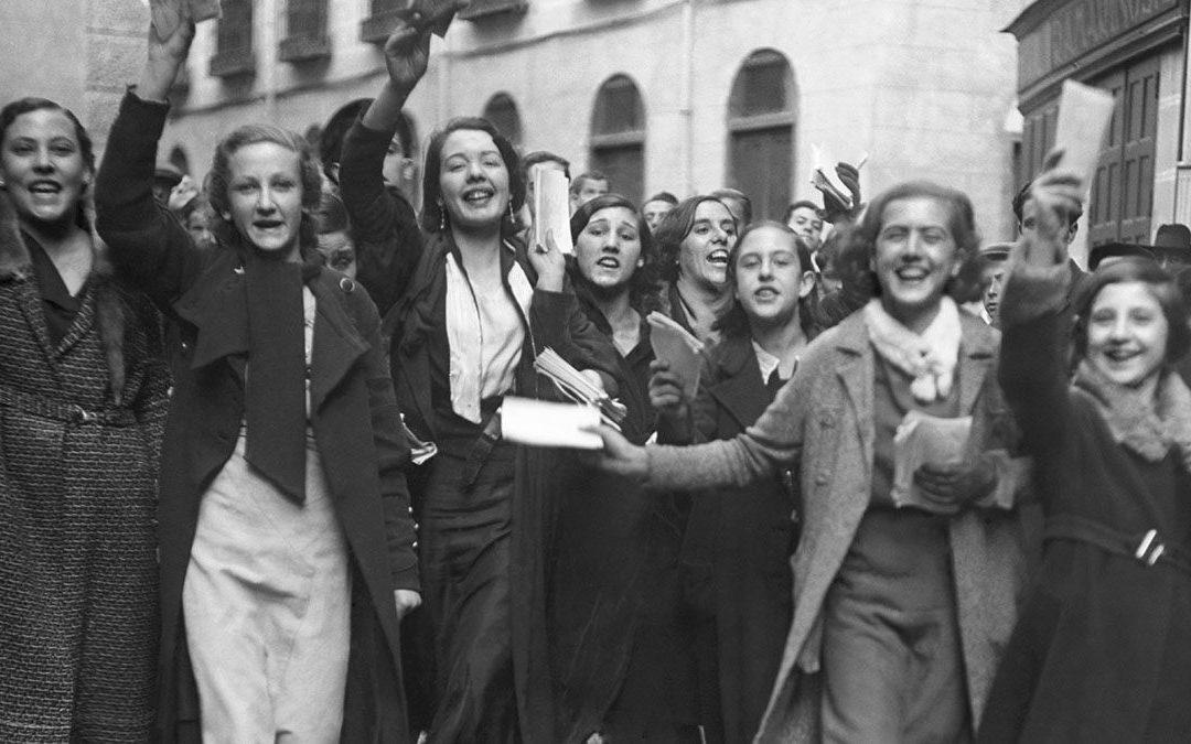 Conmemoración día de la Constitución y del sufragio femenino en España