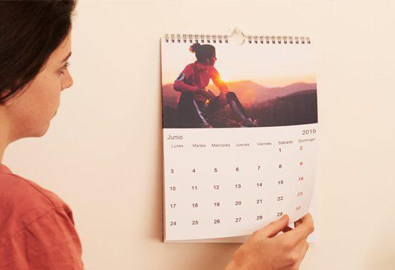 Calendario final de curso