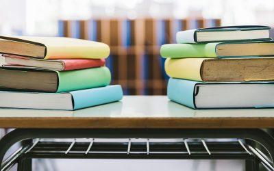 Información libros de texto
