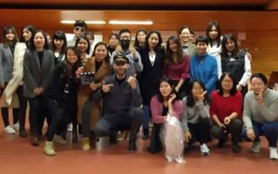 Encuentro anual programa Aulas Confucio Andalucía