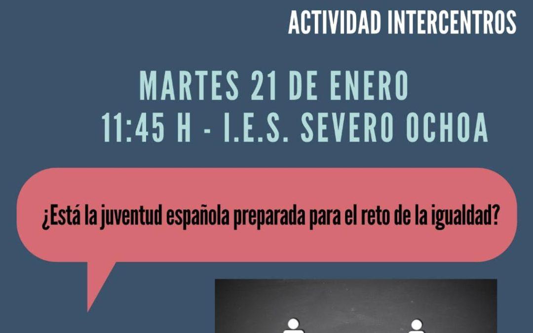 Debate de exhibición: ¿Está la juventud española preparada para el reto de la igualdad?