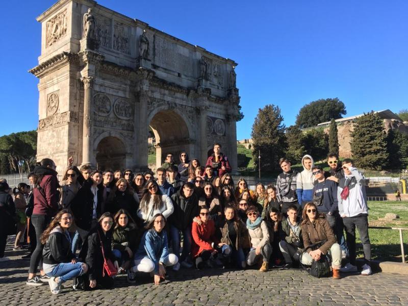 Roma - Arco de Constantino