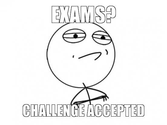 We Love LISTS! A Student's Guide to Surviving Exams