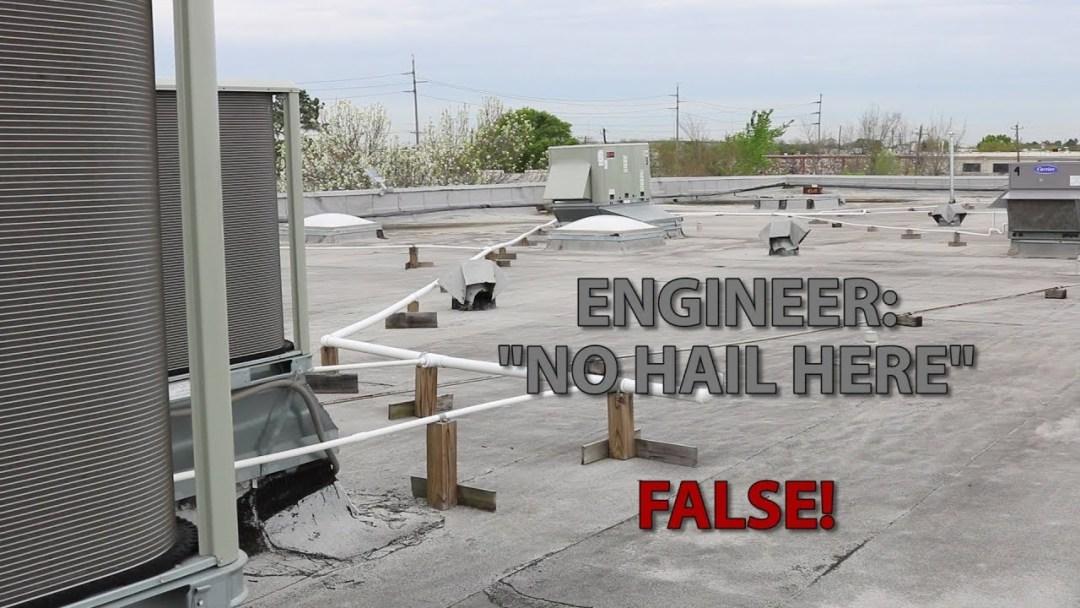 Insurance Engineer Tactics – 150 Square Roof