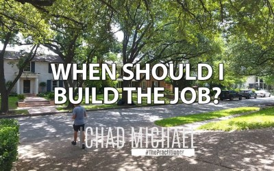When Should I Build The Job?   Insurance Roofing Claims