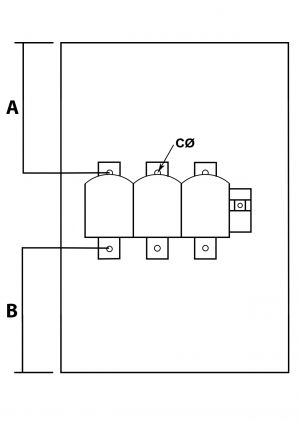 Enclosed Metal Combination Switchfuses and Extension Boxes