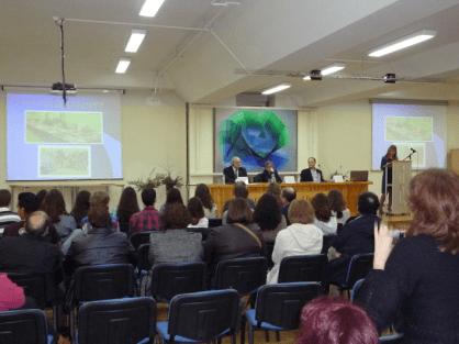 Rosa Martínez recuerda el paso por el C.P. Atalía (2)