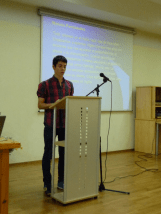 Moisés Fernández y sus impresiones del Programa Bilingüe