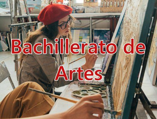 Bachillerato de artes