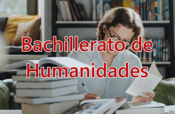 Bachillerato de humanidades
