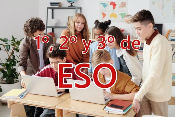 primer ciclo ESO