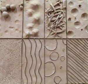 Relieve texturas