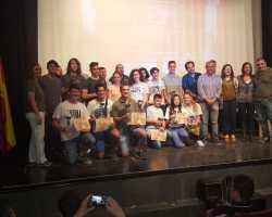 Ganadores en el XXII Concurso Provincial de Problemas de Ingenio, Patrimonio Histórico y Matemáticas