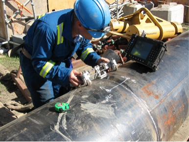 Non Destructive Testing (NDT) Radiography testing ies inspection engineering services