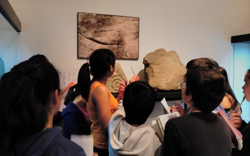 Investigando no Museo Arqueolóxico