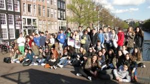 Viaxe Europea a Ámsterdam