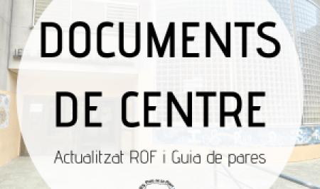 Documents de centre