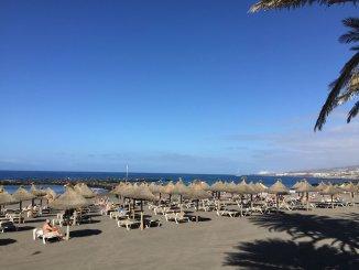 Канары, туристы, пляжи