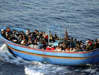 Количество мигрантов
