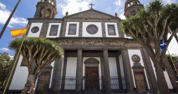 Собор в San Cristobal de La Laguna