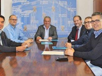 San Miguel de Abona получит Интернет по оптическому волокну уже в этом году