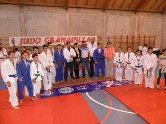 На эти выходные Granadilla de Abona увидит лучших национальных дзюдоистов