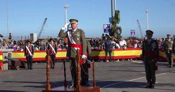 На Тенерифе пройдут многочисленные мероприятия по случаю Дня Вооруженных Сил Испании