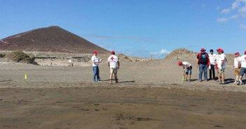 Из-за загрязнения запрещено купание на пляже El Medano