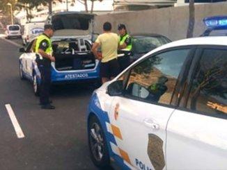 Arona: местная полиция обзавелась аппаратом, подтверждающим употребление наротиков