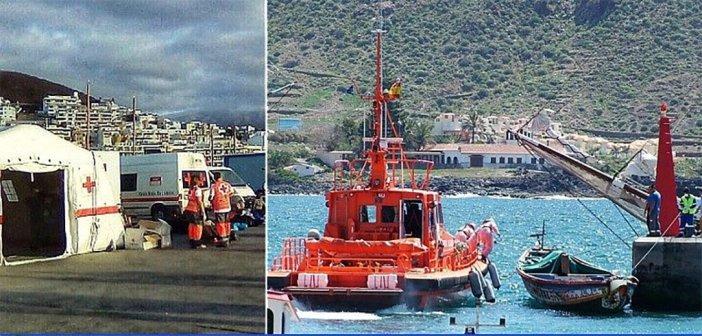 Африканцы добрались на лодке и до острова Тенерифе