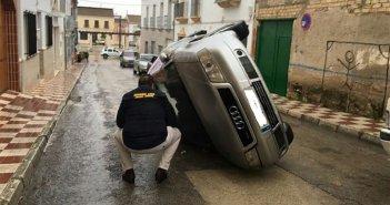 Жители города Pedrera (Sevilla) взбунтовались против проживающих там же румын