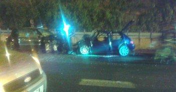 Пьяный водитель устроил несколько аварий на северном шоссе Тенерифе