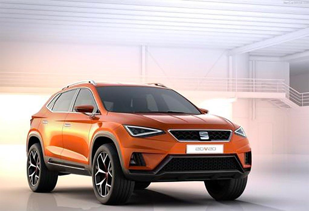 Seat подтверждает, что его новый SUV будет называться Tarraco