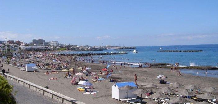 Пожилой немец утонул на пляже острова Тенерифе