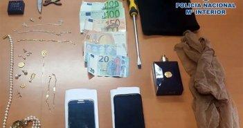 Три человека арестованы в La Laguna за грабежи в домах