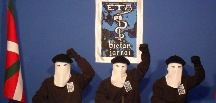 ETA заявила о прекращении существования и демонтаже своих структур