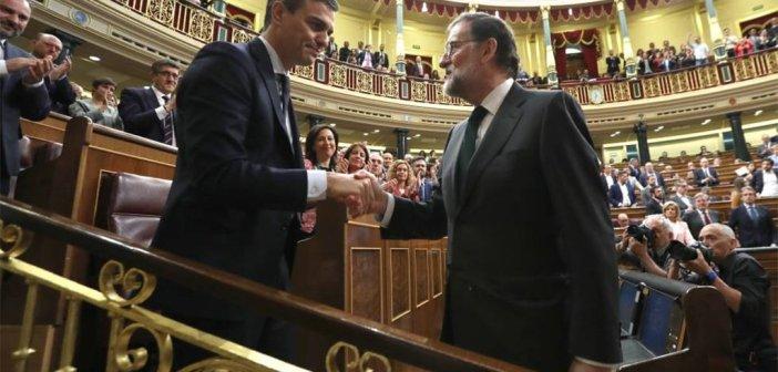 Pedro Sánchez, новый Президент Правительства Испании