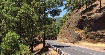 Кабильдо Тенерифе отменил свой запрет на разведение огня в горах