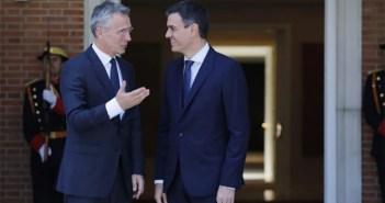 Sánchez, несмотря на просьбу президента США, не будет увеличивать расходы на оборону