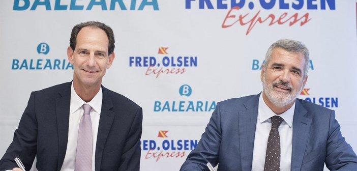 Fred. Olsen y Balearia договорились о перевозке между Канарскими островами и полуостровом