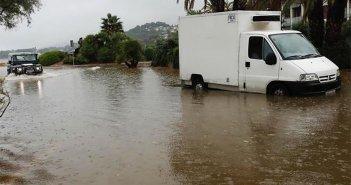 После циклона - антициклон. По всей Испании ожидаются сильные дожди и штормы