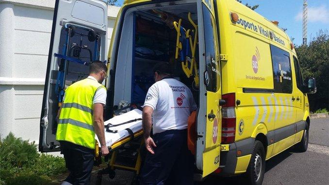 Авария между авто и мотоциклом в La Victoria - есть раненый